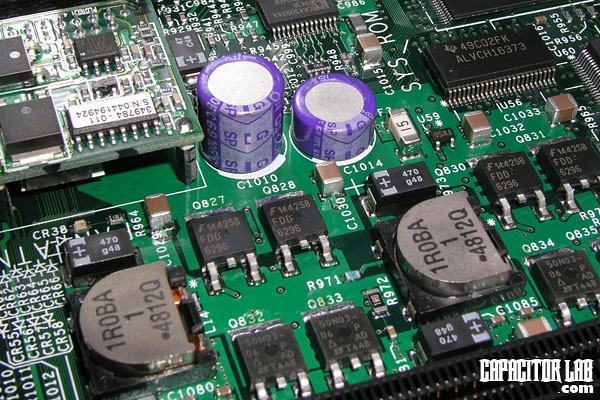 Capacitor Lab Types Of Capacitors Polymer Capacitors